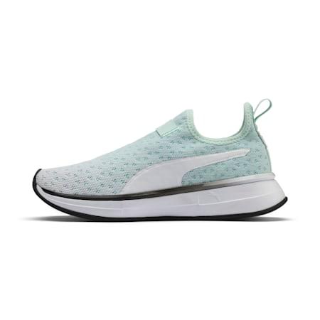 PUMA x SELENA GOMEZ Slip-On Women's Training Shoes, Fair Aqua-Puma Black, small-SEA