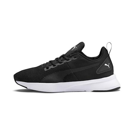 Flyer Runner Youth Sneaker, Puma Black-Puma White, small