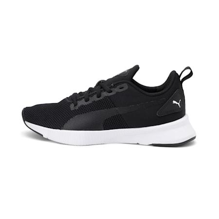 Flyer Runner Boys' Training Shoes JR, Puma Black-Puma White, small-IND