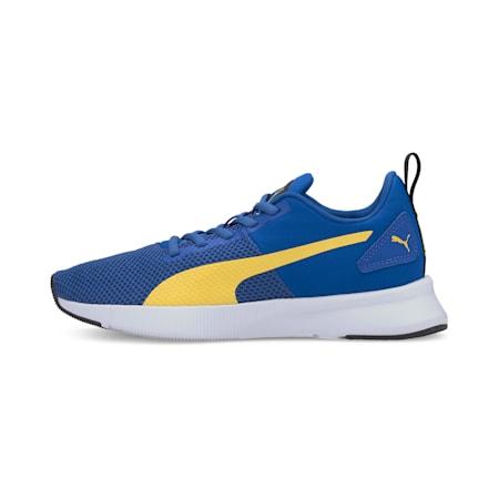 Flyer Runner SoftFoam Boys' Training Shoes, Lapis Blue-Super Lemon-Puma White, small-IND