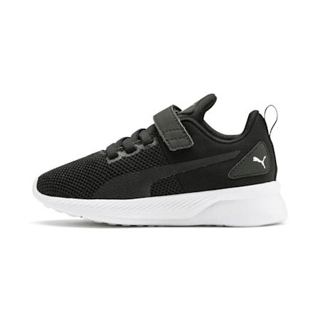 Dziecięce buty sportowe Flyer Runner, Puma Black-Puma White, small