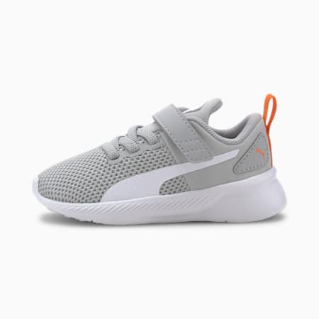 Flyer Runner Babies' Trainers, High Rise-Puma White, small-SEA