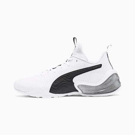 LQDCELL Challenge Perf Men's Training Shoes, Puma White-Puma Black, small