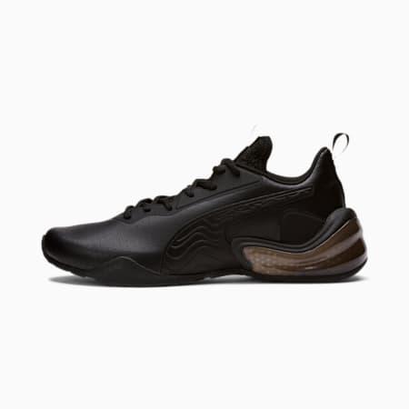 LQDCELL Challenge Perf Men's Training Shoes, Puma Black-CASTLEROCK, small