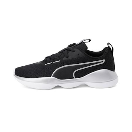 Flourish FS Women's Running Shoes, Puma Black-Puma White, small-IND