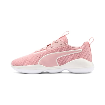 Flourish FS Women's Running Shoes, Bridal Rose-Puma White, small-IND