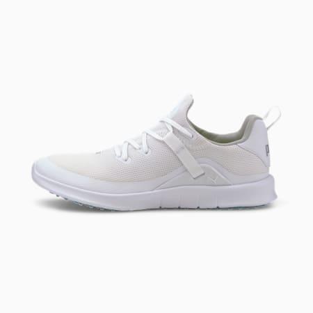 Laguna Women's Golf Shoes, Puma White-Puma White, small-GBR