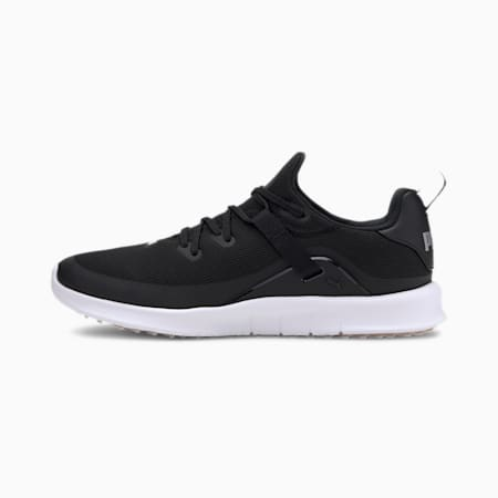 Laguna Women's Golf Shoes, Black-White, small-SEA