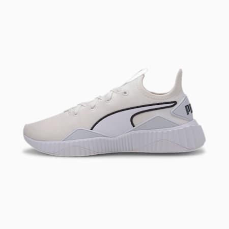 Defy New Core Women's Training Shoes, Puma White-Puma Black, small