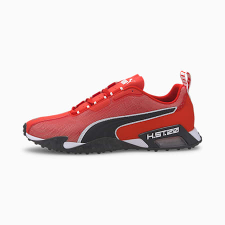 H.ST.20 Men's Training Shoes, High Risk Red-Black-White, small