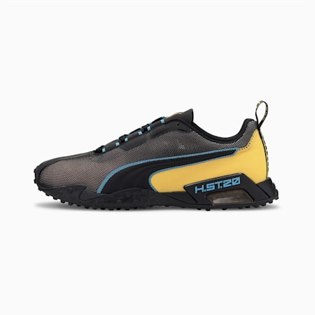 H.ST.20 Training Shoes, Puma Black-ULTRA YELLOW, small