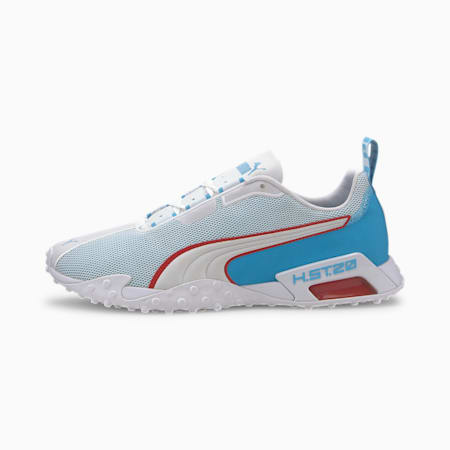 H.ST.20 Training Shoes, Puma White-Ethereal Blue, small