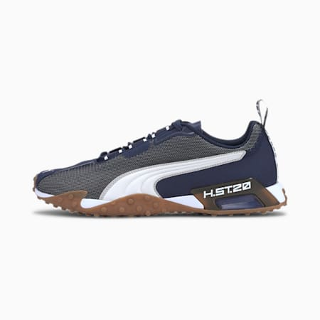 H.ST.20 Training Shoes, Peacoat-White-Gray Violet, small