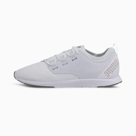 Ella Women's Training Shoe, Puma White-Foxglove-Ultra, small-IND