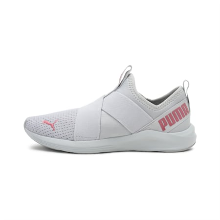 Prowl Women's Slip-On Training Shoes, Gray Violet-Foxglove, small-IND