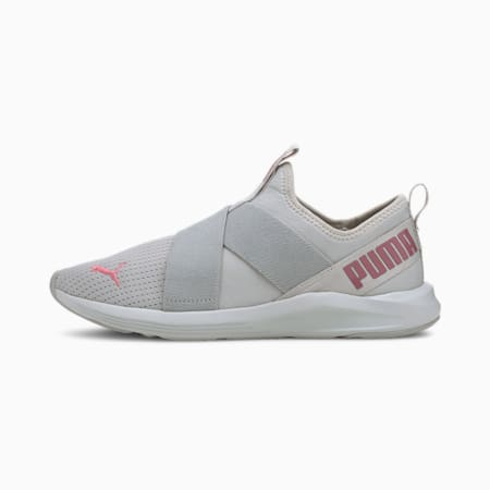 Prowl Slip On Women's Training Shoes, Gray Violet-Foxglove, small