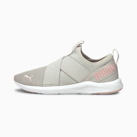 Prowl Women's Slip-On Training Shoes, Gray Violet-Lotus, small-IND