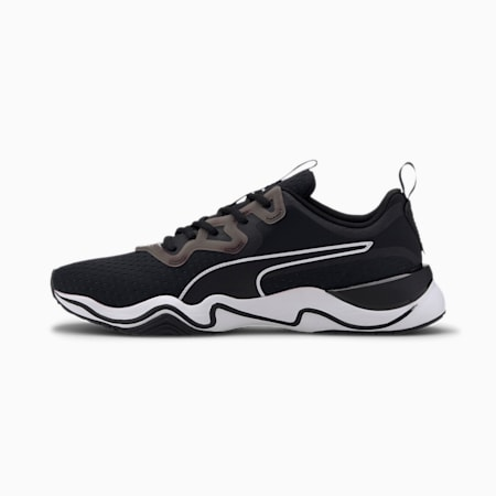 Zone XT Men's Training Shoes, Puma Black-Puma White, small