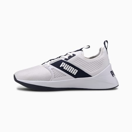 Jaab XT PWR Men's Training Shoes, Puma White-Peacoat, small