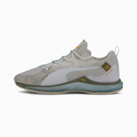 Chaussure d'entraînement PUMA x FIRST MILE LQDCELL Hydra Camo pour homme, Puma White-Tapioca, small