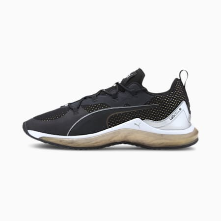 Damskie buty treningowe LQDCELL Hydra Metal, Puma Black-Gold-Silver, small