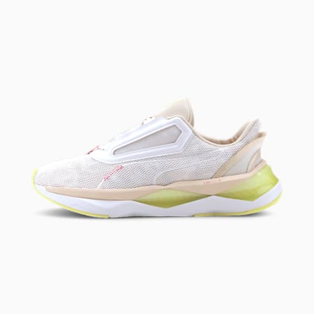 PUMA x FIRST MILE LQDCELL Shatter Camo Women's Training Shoes, Puma White-Tapioca, small-IND