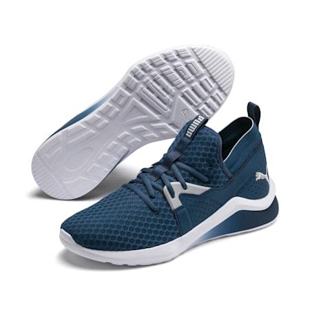 Emergence Fade Men's Training Shoes, Dark Denim-Puma Silver, small