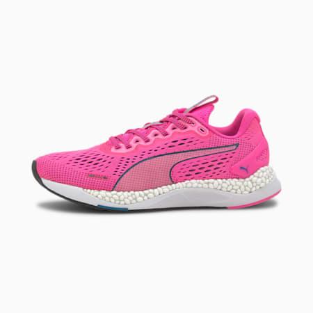 Speed 600 2 Damen Laufschuhe, Luminous Pink-Digi-blue, small