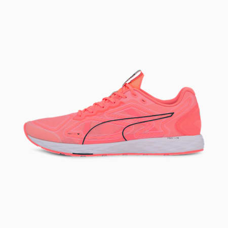 Speed 300 Racer 2 Men's Running Shoes, Nrgy Peach-Puma Black, small