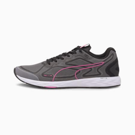 Speed 300 Racer 2 Damen Laufschuhe, Puma Black-Luminous Pink, small