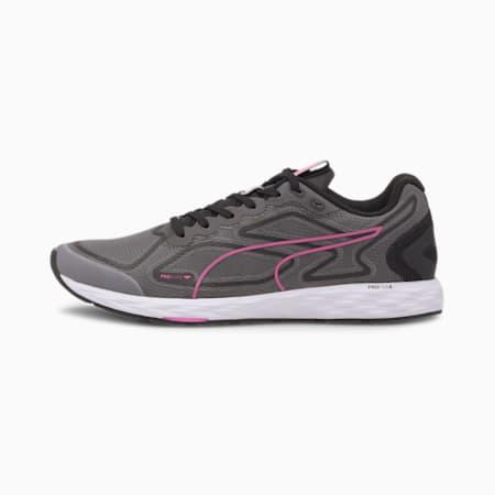 SPEED 300 RACER 2 Women's Running Shoes, Puma Black-Luminous Pink, small-IND