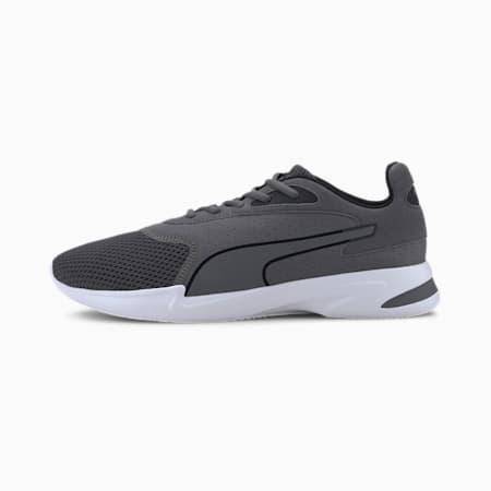 Jaro Men's Running Shoes, CASTLEROCK-Puma Black, small-IND