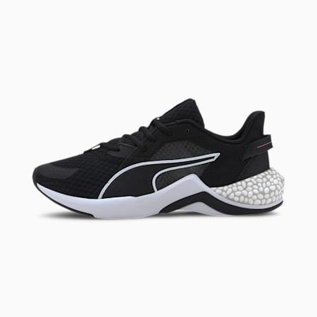 Hybrid NX Ozone Women's Running Shoes, Puma Black-Puma White, small-IND