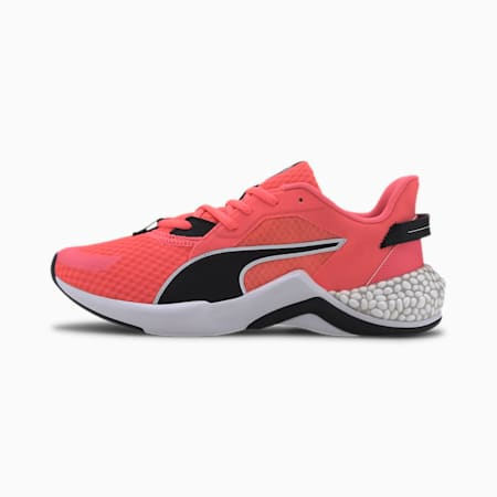 HYBRID NX Ozone Damen Laufschuhe, Ignite Pink-Puma Black, small