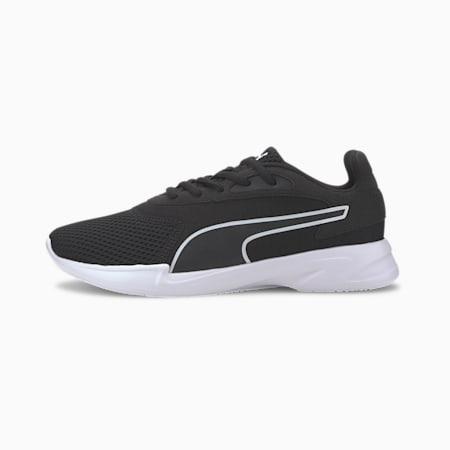 Jaro Women's Running Shoes, Puma Black-Puma White, small
