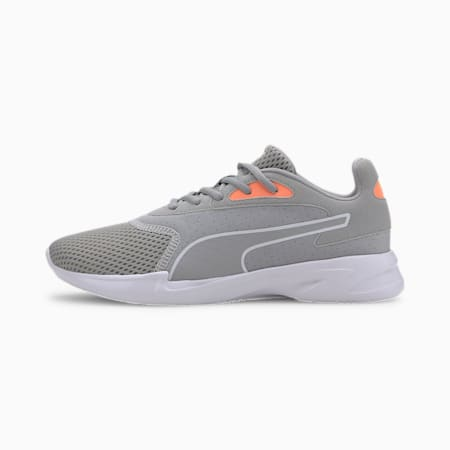 Jaro Women's Running Shoes, H Rise-Yllw Alert-Puma White, small-IND