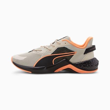 PUMA x FIRST MILE HYBRID NX Ozone Women's Running Shoes, Tapioca-Puma Black-Fizzy, small