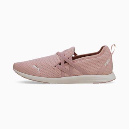 Ella Ballet Women's Training Shoes, Peachskin-Whisper White, small-IND