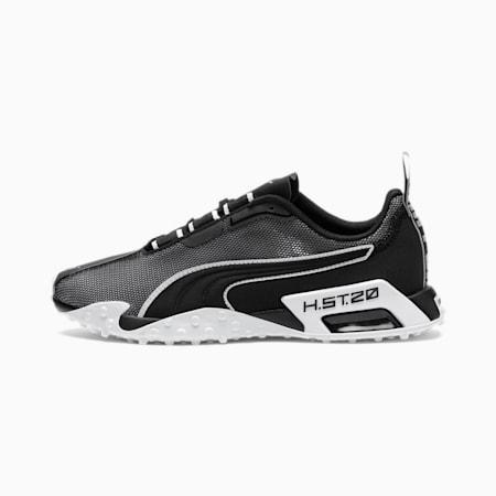 H.ST.20 Women's Running Shoes, Black-Puma White-Puma Silver, small