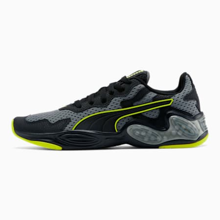 CELL Magma Men's Training Shoes, CASTLEROCK-Yellow- Black, small