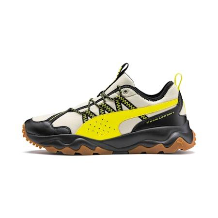 Ember TRL Men's Running Shoes, Ovrcast-Puma Black-Ylw Alert, small
