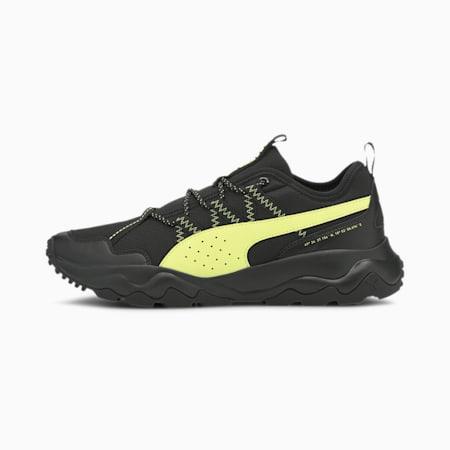 Ember TRL hardloopschoenen voor heren, Puma Black-Fizzy Yellow, small