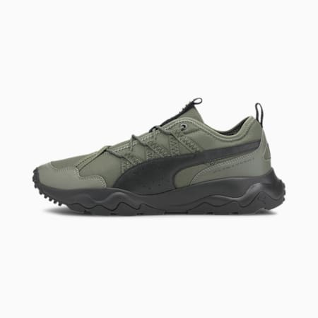 Ember TRL Men's Running Shoes, Thyme-Puma Black, small-IND