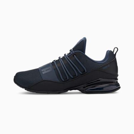 CELL Regulate Bold Men's Training Shoes, Dark Denim-Puma Black-White, small
