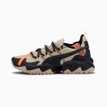 PUMA x FIRST MILE Erupt Trail Men's Running Shoes, Tapioca-Puma Black, small
