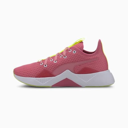 Incite FS Jelly Women's Training Shoes, Bubblegum-Yellow Alert-White, small-IND