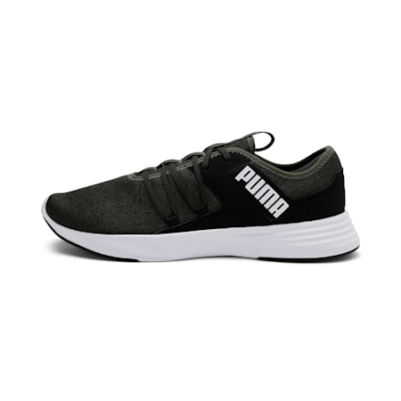 Radiate Low Alt Training Shoes, Forest Night- Black-White, small-IND