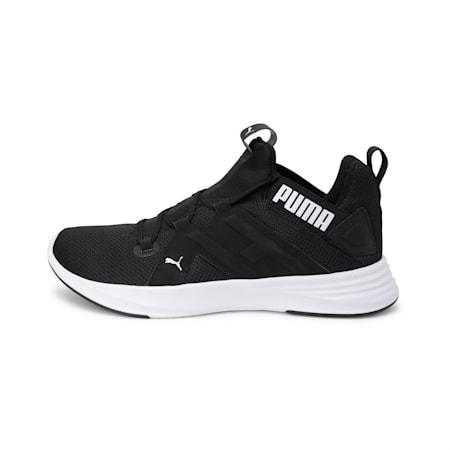 Contempt Demi SoftFoam+ Men's Running Shoes, Puma Black-Puma White, small-IND
