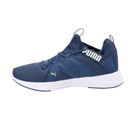 Contempt Demi SoftFoam+ Men's Running Shoes, Dark Denim-Puma White, small-IND