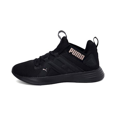 Contempt Demi Women's Training Shoes, Puma Black-Rose Gold, small-IND